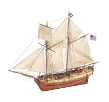 Artesania Latina 22414 - 1:35 USS Independence - Wooden Model Ship Kit