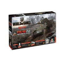 Italeri 36515 - 1:35 P26/40 Limited Edition - World of Tanks