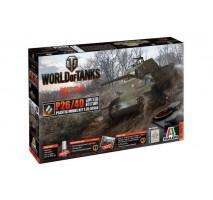 Italeri 36515 - 1:35 P26/40 Limited Edition - World of Tanks