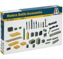 Italeri 6423 - 1:35 MODERN BATTLE ACCESSORIES
