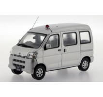 J-Collection - 1:43 DAIHATSU HIJET 2009 Japan Unmarked Police Car