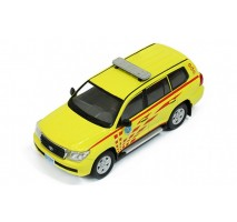 J-Collection - 1:43 Toyota Land Cruiser Qatar - Fire Brigad