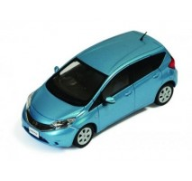 J-Collection - 1:43 NISSAN NOTE 2012 Blue