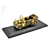 Atlas - 1:43 Kfz. 15 Horch (WWII Collection by EAGLEMOSS)