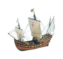 Artesania Latina 22412 - 1:65 La Pinta - Wooden Model Ship Kit