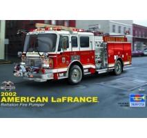 Trumpeter 02506 - 1:25 American LaFrance Eagle Fire Pumper2002