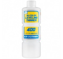 Mr. Hobby - T-108 Mr. Color Leveling Thinner 400 (400 ml)