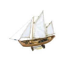 Artesania Latina 19010 - 1:20 Saint Malo - Wooden Model Ship Kit