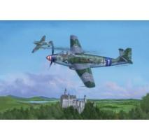 Trumpeter 02849 - 1:48 German Messerschmitt Me509 Fighter
