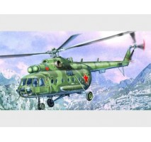 Trumpeter 05102 - 1:35 Helicopter - Mil Mi-17 Hip-H