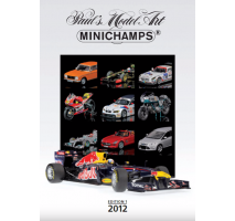 Minichamps - PMA CATALOGUE - 2012 - EDITION 1