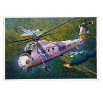 Gallery Models (MRC) 64104 - 1:48 HH-34J USAF Combat Rescue