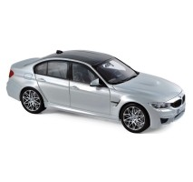 NOREV 183235 - 1:18  BMW M3 Competition 2017 - Silver