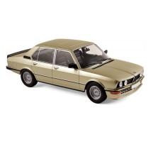 NOREV 183268 - BMW M535i 1980 - Gold metallic