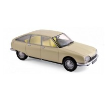 NOREV - Citroen GS 1971 - Erable Beige
