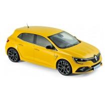 NOREV - Renault Megane R.S. 2017 - Sirius Yellow