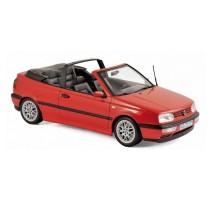 NOREV -VW Golf Cabriolet 1995 - Red