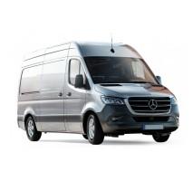 NOREV 351175 - Mercedes-Benz Sprinter 2018 - Silver