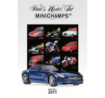 Minichamps - PMA CATALOGUE - 2011 - EDITION 1
