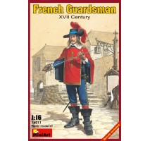 Miniart 16011 - 1:16 French Guardsman XVII c.
