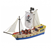 Artesania Latina 30509 - Pirate Ship - Junior Collection