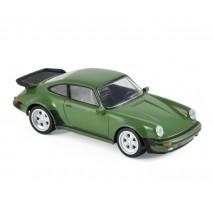 NOREV 750033 - 1:43 Porsche 911 Turbo 1978 - Green - JET CAR YOUNGTIMERS