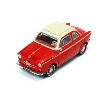 Premium-X - NSU-Fiat Weinsberg 500 1960 - Red & White