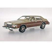 Premium-X - CADILLAC SEVILLE Elegante 1980 Gold & Brown