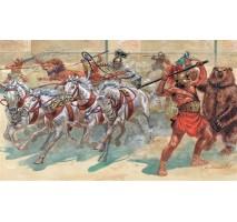 Italeri 6062 - 1:72 GLADIATORS - 20 figures