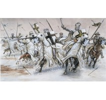 Italeri 6019 - 1:72 TEUTONIC KNIGHTS - 34 figures