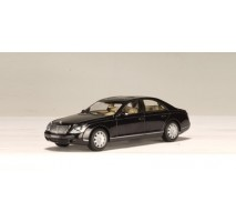 AUTOart 56152 - MAYBACH 57 SWB (CASPIAN BLACK CHROMAFL AIR) 1:43