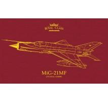 Eduard R0017 - 1:72 MiG-21MF - Dual Combo