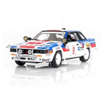IXO - 1:43 NISSAN 240 RS Rally Safari'84 #9 7th T.Salonen / S.Harjanne