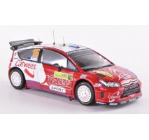 IXO - 1:43 Citroen C4 Greece 2008 - K Sikk