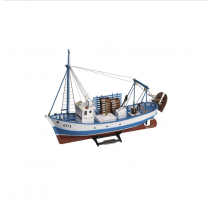 Artesania Latina 20100-N - 1:35 Mare Nostrum (2016) - Wooden Model Ship Kit