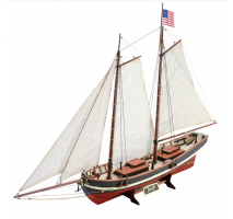 Artesania Latina 22110-N - 1:50 New Swift (2016) - Wooden Model Ship Kit