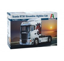 Italeri 3932 - 1:24 SCANIA R730 STREAMLINE - HIGHLINE CAB