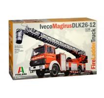 Italeri 3784 - 1:24 IVECO-MAGIRUS DLK 23-12 Fire Ladder Truck