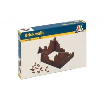 Italeri 0405 - 1:35 BRICK WALLS