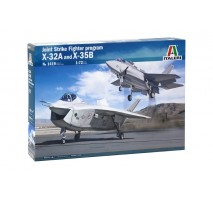Italeri 1419 - 1:72 JSF PROJECT:  X-32 and X-35B