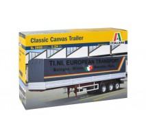 Italeri 3908 - 1:24 CANVAS TRAILER 40ft (Classic)