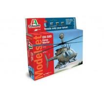 Italeri 71027 - 1:72 OH-58D KIOWA WARRIOR -  MODEL SET