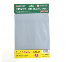 MasterTools - HIPS 1,0MM PLASTIC SHEET