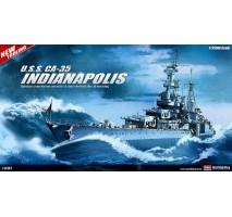 Academy 14107 - 1:350 CA-35 USS INDIANAPOLIS
