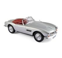 NOREV 183230 - 1:18 BMW 507 Cabriolet 1956 - Silver