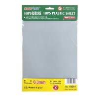 MasterTools - HIPS 0,3MM PLASTIC SHEET
