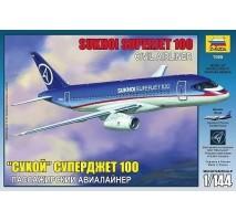 Zvezda 7009 - 1:144 Sukhoi Superjet 100