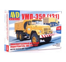 AVD 1295AVD - 1:72 Motor Heater UMP-350 (ZIL-131)