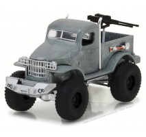 GreenLight 35070-A - 1941 Military 1/2 Ton 4x4 Pickup Truck Solid Pack - All-Terrain Series 5