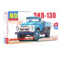 AVD 1296AVD - 1:72 ZIL-130 Flatbed Truck